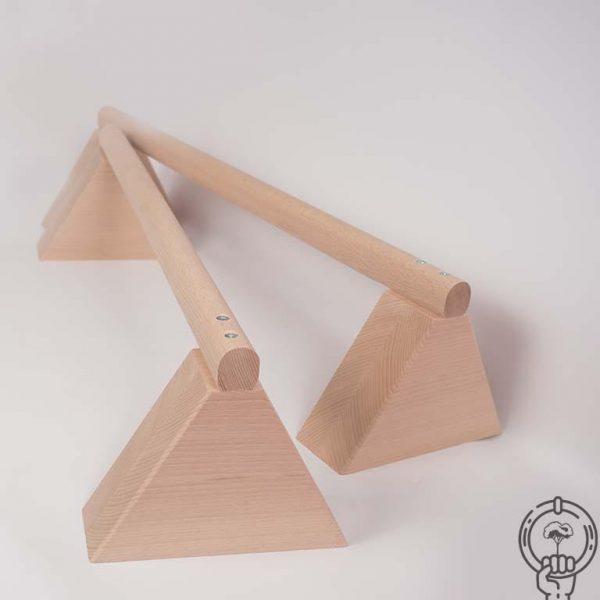 Bradlja lesena za telovadbo