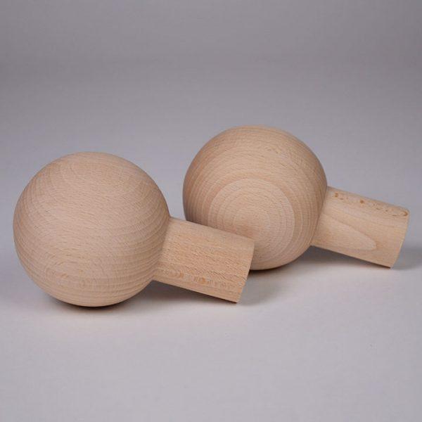 Ročke v obliki krogle