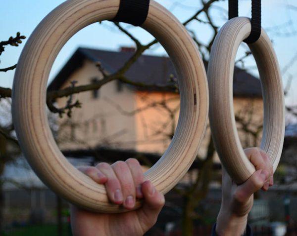 Crossfit krogi za telovadbo doma