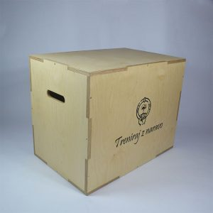 Plyo box pliometrična škatla