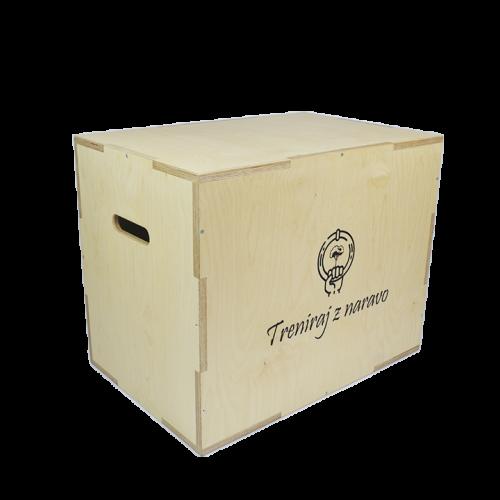 Pliometrična škatla