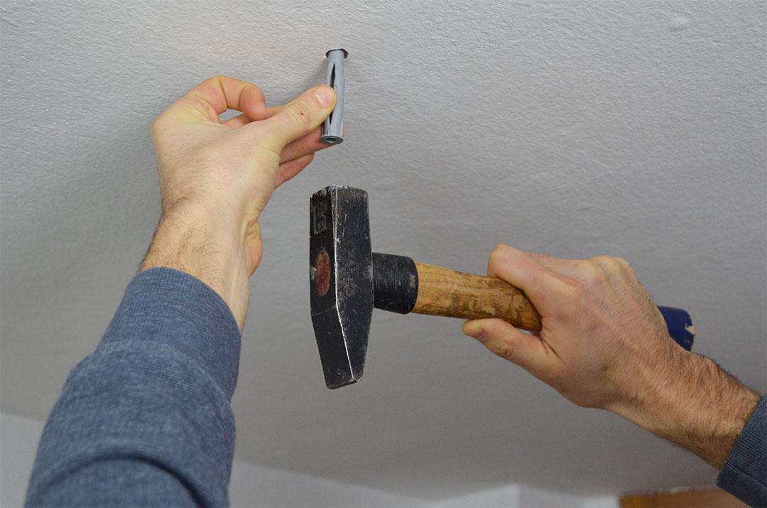Vstavljanje zidnega vložka
